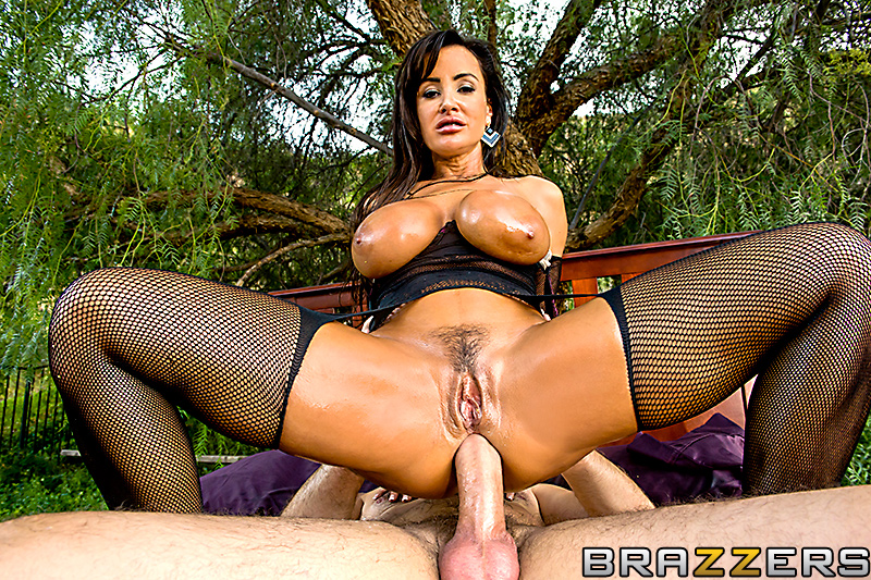 lisa ann wet ass