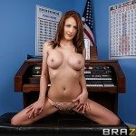 Madison Fox in Big Tits at School: Mr. Holland's Owed Puss 13