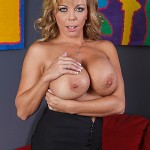 Amber Lynn Bach in Milfs Like it Big: Casting Cunt 14
